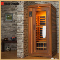 2015 one person seks TV infrared sauna,sauna room,mini sauna room