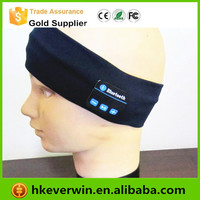 High Quality Sports Running Cycling Cell Phone Mic and Earphone Function Bluetooth Headband
