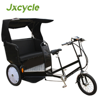 Hot sale 3 wheel electrical tricycle /battery rickshaw