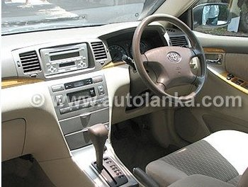 car -Toyota Corolla NZE 121 'G' Grade For Sale