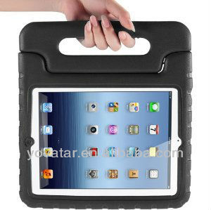 New Portable EVA Cute foam handle Case for iPad 2 3 4 5 kids