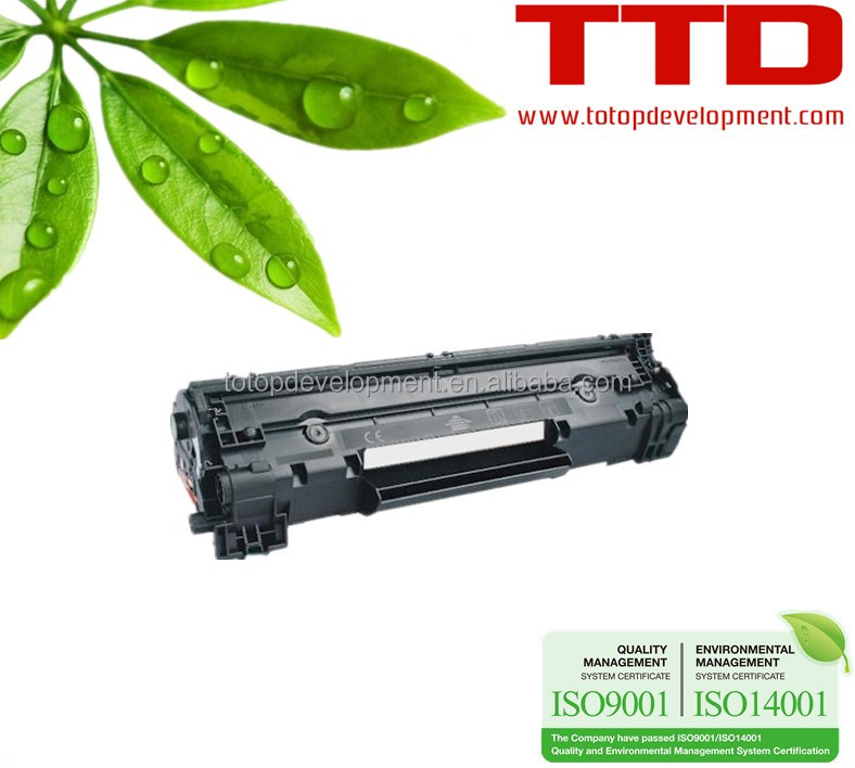 TTD Toner Cartridge CE278A for HP LaserJet Pro P1600 1606 1506 1566 HP LaserJet M1536 MFP Compatible Toner