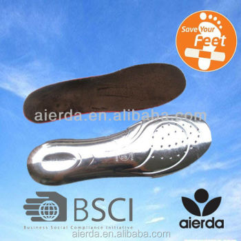 Insulated PE Foam Warm Aluminum Foil Insole