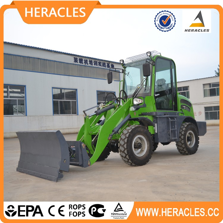 wholesale Hydrostatic System mini wheel loader