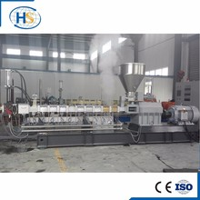 Plastic Recycling HDPE LDPE Two Stage Plastic Granulator/PP PE Film Extruder