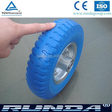 polyurethane 200mm pu wheel scooter