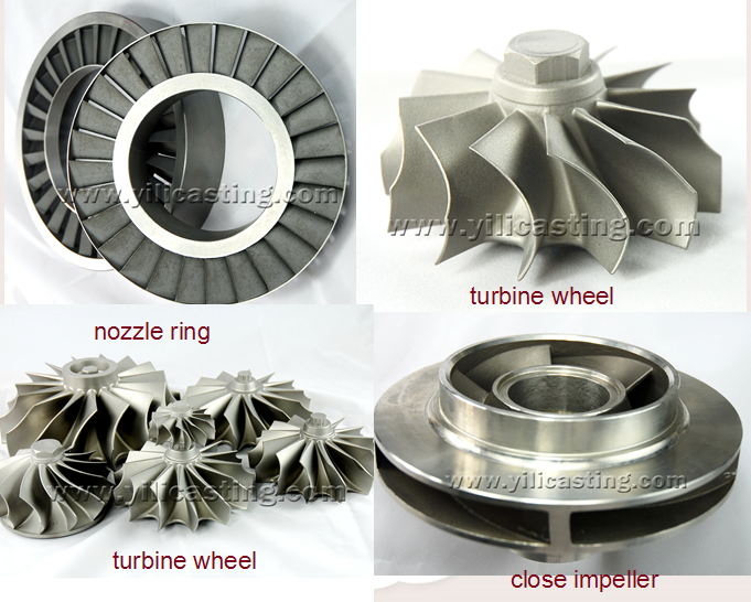 Small Air Compressor Axial Turbine : Rc jet turbine engine blade vane axial parts for