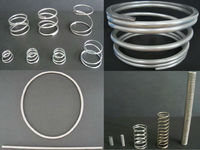 Specialty materials coil spring that can be used in an environment of seawater for fishing boat sale made in Japan