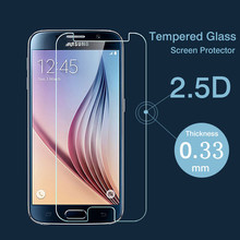 For Samsung Galaxy A7 9H Tempered glass screen protector / mobile phone tempered glass / glass screen guard