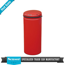 30L 42L 50L red Hot indoor touchless Stainless steel Recycle Garbage Bin Trash Can sensor dustbin electronic sensor waste bin