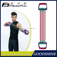 2015 as seen on tv productos indoor equipos deportivos de fitness vendas chest expander ejercicio tubo