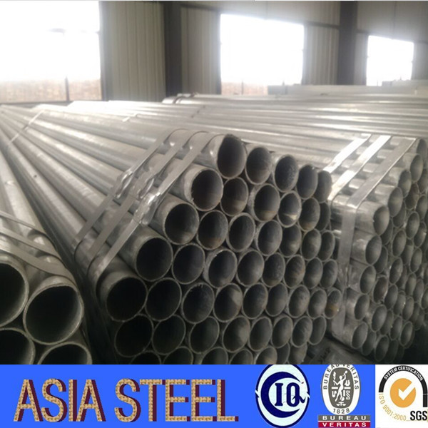 Thread Hot Dipped Galvanized Steel Pipe/pre Galvanized Round Pipe/gi Tube With Clamp - Buy Galvanized Steel Pipe,Hot Dipped Galv