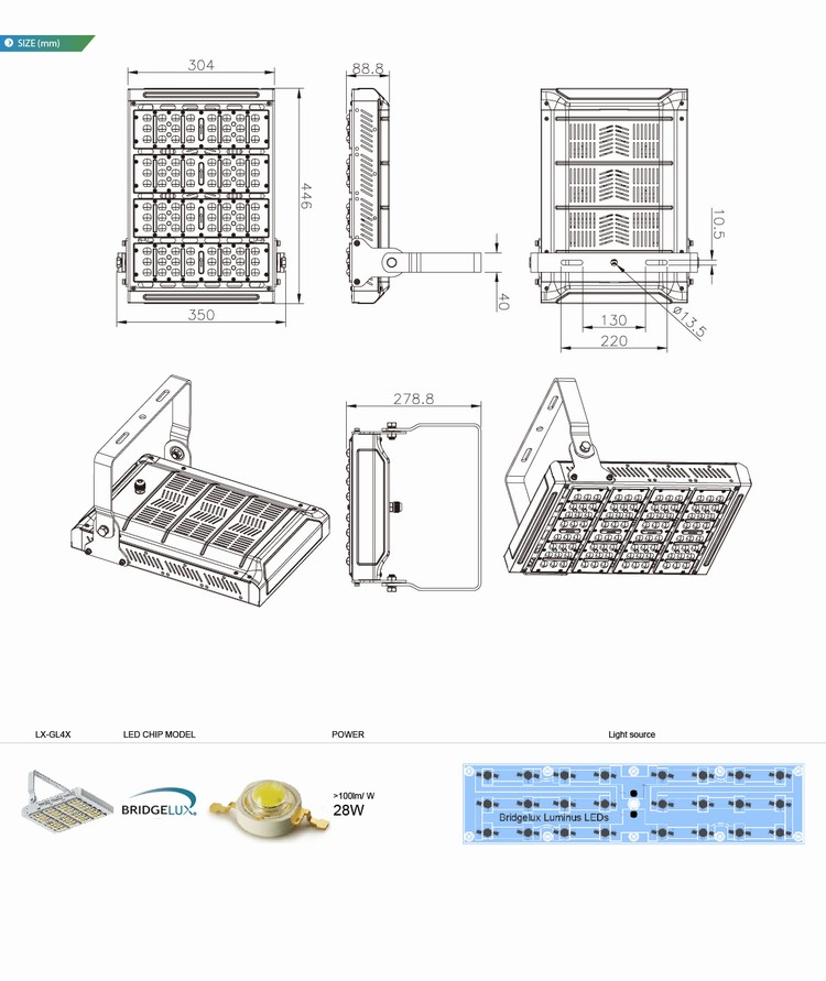 China supplier large cover area 200w led grow lights full spectrum for herbal medical growing