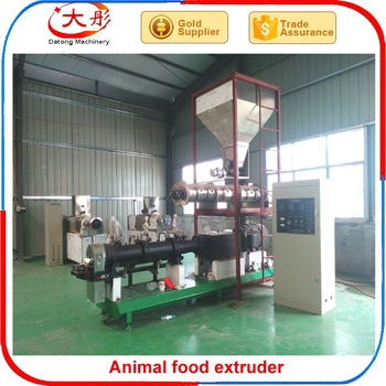 new condition fish feed manufacturing machine