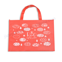 Cheap logo novelty reusable Soft Foldable Tote Women Shopping Bag
