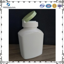 New design fashion low price white 220ml plastic hdpe bottle dietary supplements bottle for medicine