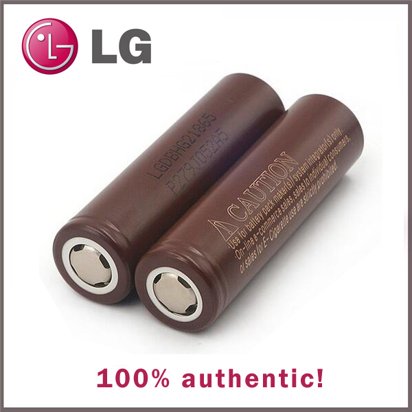 Hot sale in stock LG HG2 3000mAh 20A Electric Scooters cheap 18650 battery