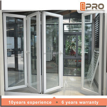 Tempered Glass Prices Outdoor Glass Folding Door
