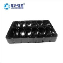 PET Disposable Clear plastic macaron packaging boxes dongguan supplier