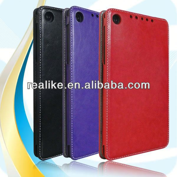 new google nexus 7 leather case wholesale new products, waterproof case for google nexus 7 leather case second generation