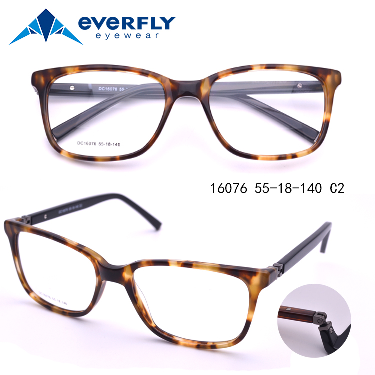 Newest Design Acetate Optical Glasses Frame
