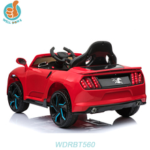 WDRBT560 Good Look Baby Electric Ride On RC Car Games Toy