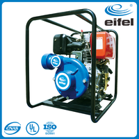 Portable Centrifugal Two Phase Electric Diesel Water Pumps For Sale