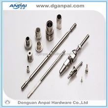 China best cheap manufacturing price !high precision custom spring shaft
