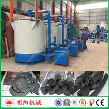Smokeless hot sale hard wood charcoal coconut shell biomass carbonization furnace price
