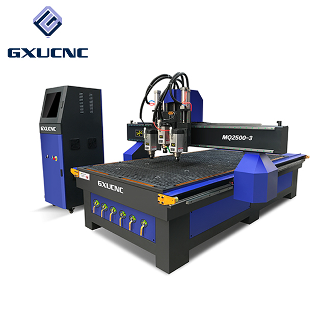 Best-Selling Solid Wood Furniture CNC Engraving 5 Axis Cnc Woodworking Machine