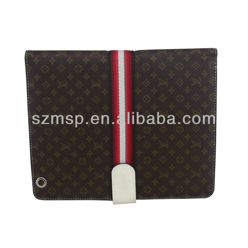 Good Quality PU tablet computer protective case
