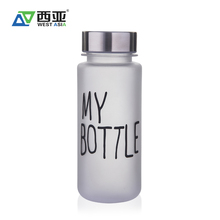 Wholesale high quality fashionable eco friendly customized metal tritan plastic 500ml water sports my bottle