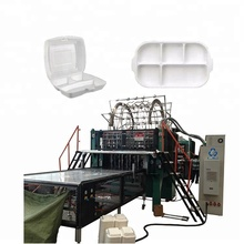 Machine to Make Disposable Foam Plates or Container