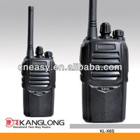 8W Super-long stanby time clear voice UHF/VHF protable radios