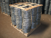 HONGLI barbed wire weight per meter