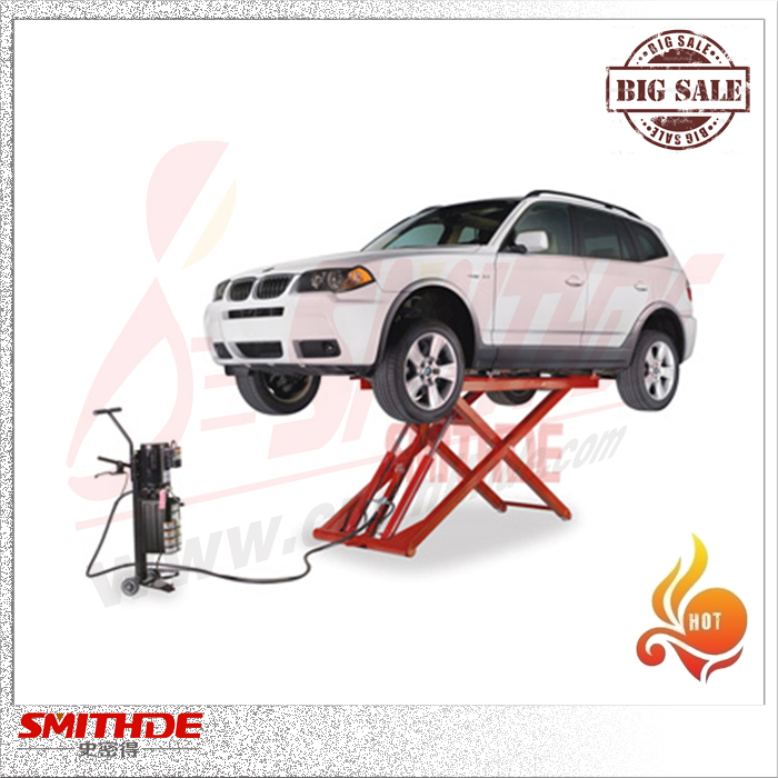 China Supplier Smithde Car Lift Yantai Smithde SMDPL /quick jack lift