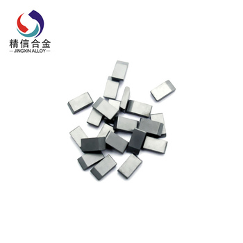 Customized Tungsten Carbide Saw Tips for Wood-working in China