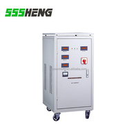 3 phase automatic voltage regulator 30kva ac voltage stabilizer