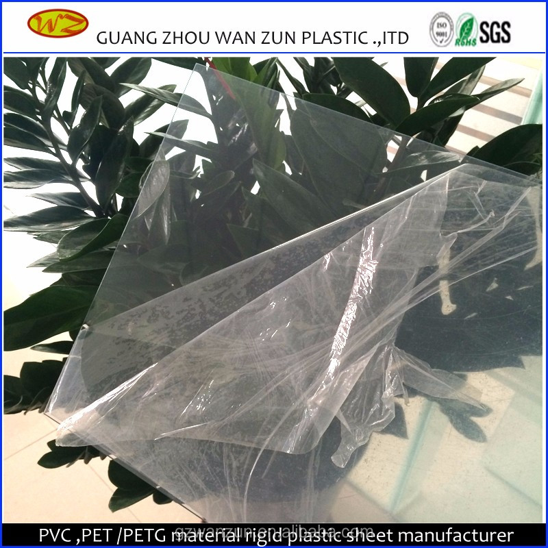 clear White rigid Smooth a4 inkjet printable pvc plastic sheet for plastic card