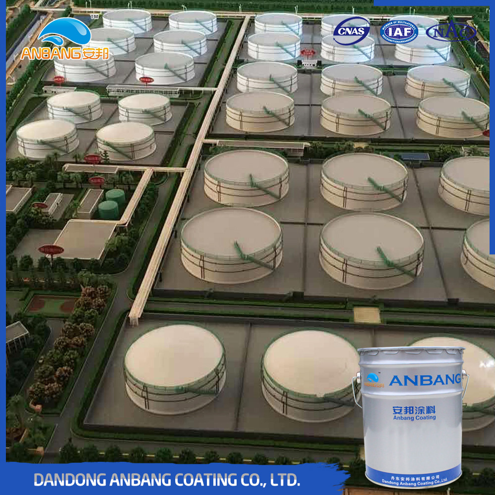 Petrochemical storage tanks surface protection harshest rust environment epoxy phenolic paint coatings