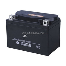 Good price 12v motorcycle battery YTX9-BS