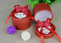 Christmas Decoration Packaging Paper Gift Canister