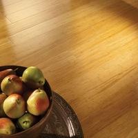 14mm Natural Strand Woven Laminate Bamboo Flooring