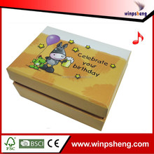 2015 Custom High Quality Mini Digital Music Box