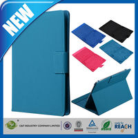 C&T Blue sublimation wallet pu leather phone case for ipad mini