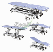 Medical equipment 3 section physiotherapy couch