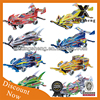3D new style paper model puzzle,cool car