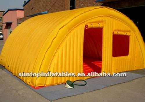 outdoor inflatable emergency tent for sales