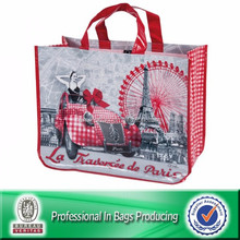 Lead Free Non Woven Polypropylene Shopping Tote Bag