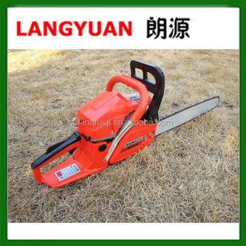 CE Durable And Professional chinese saw 5900 Gasoline Chainsaw For Sell